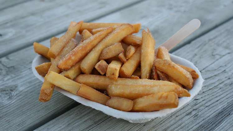 Perfecte frietjes uit de airfryer