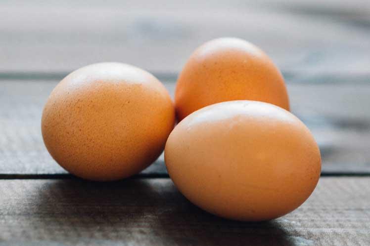Eieren te lang koken