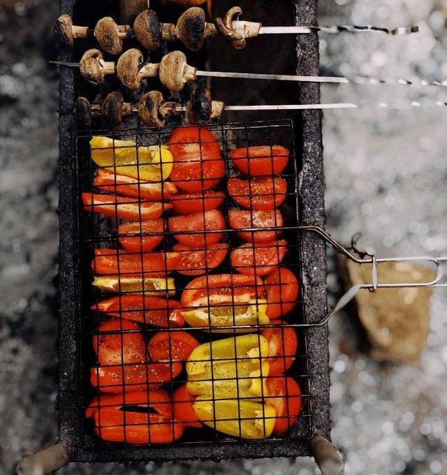 De zomer is niet compleet zonder barbecue feest